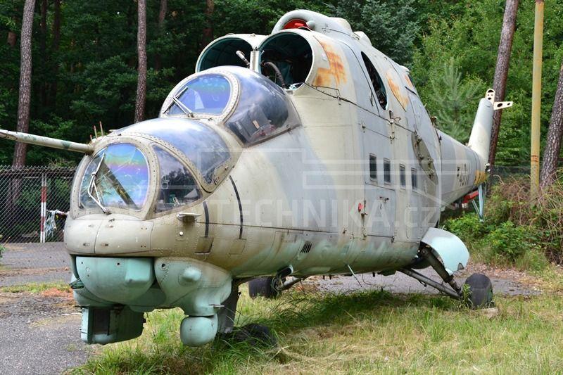 65209a813 Vojenský vrtulník Mi-24 | ARMYTECHNIKA.cz